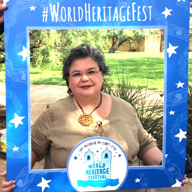 Making memories during the World Heritage Festival
